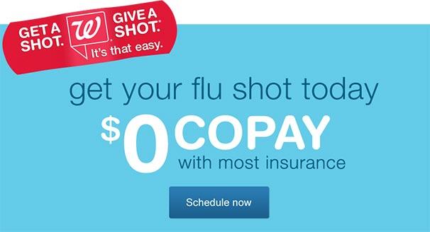 seasonal flu immunization services walgreens