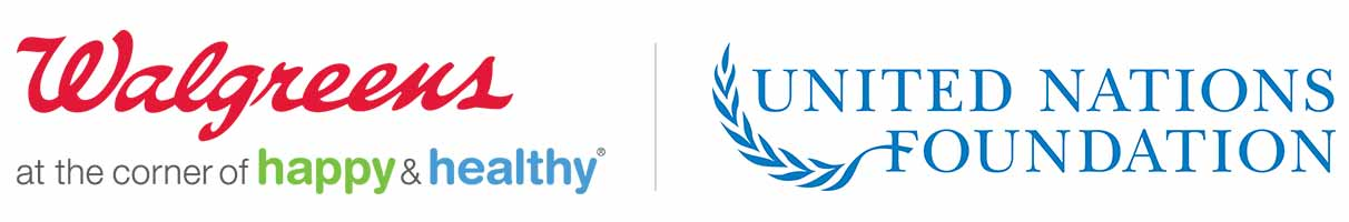 Walgreens at the corner of happy & healthy | United Nations Foundation