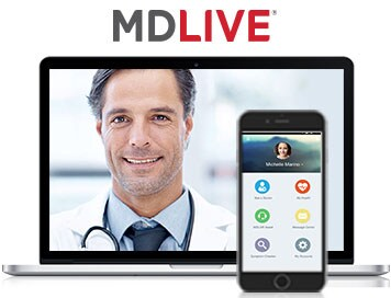 MDLIVE. Suffering from allergies? Our doctors can help