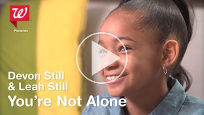 You're Not Alone - Leah Still