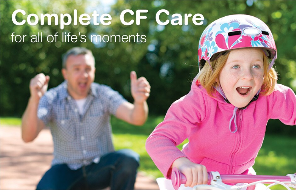 Complete CF Carefor all of life's moments