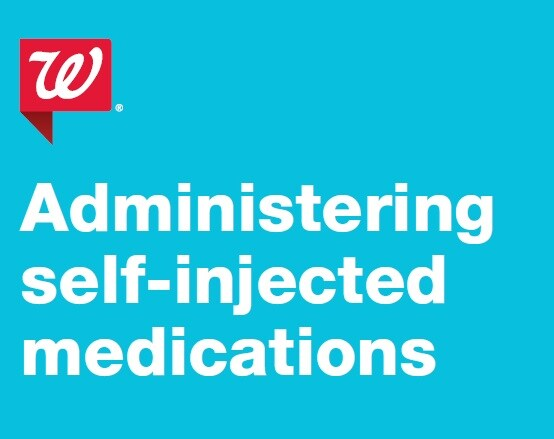 A patient guide to administering self-injected medications. Read guide.