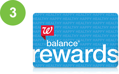 Earn Balance® Rewards points