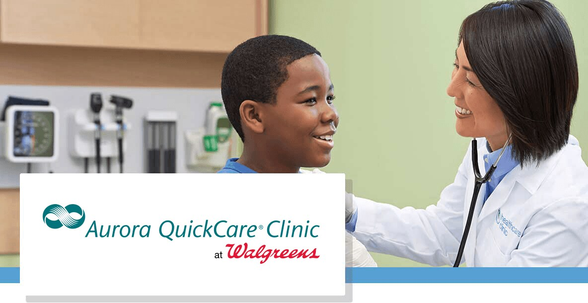 Aurora Quickcare Clinic Walgreens