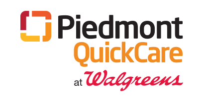 Piedmont QuickCare at Walgreens