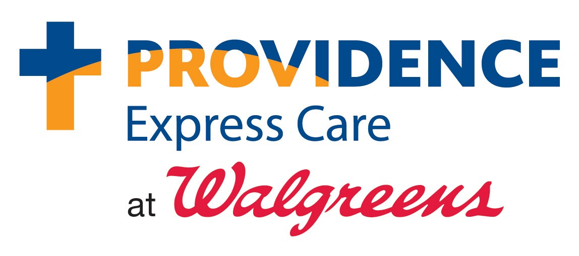 Providence express care at Walgreens