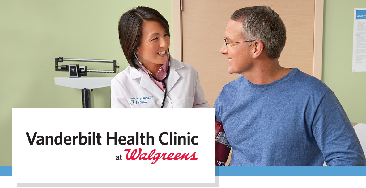 Vanderbilt Health Clinic | Walgreens