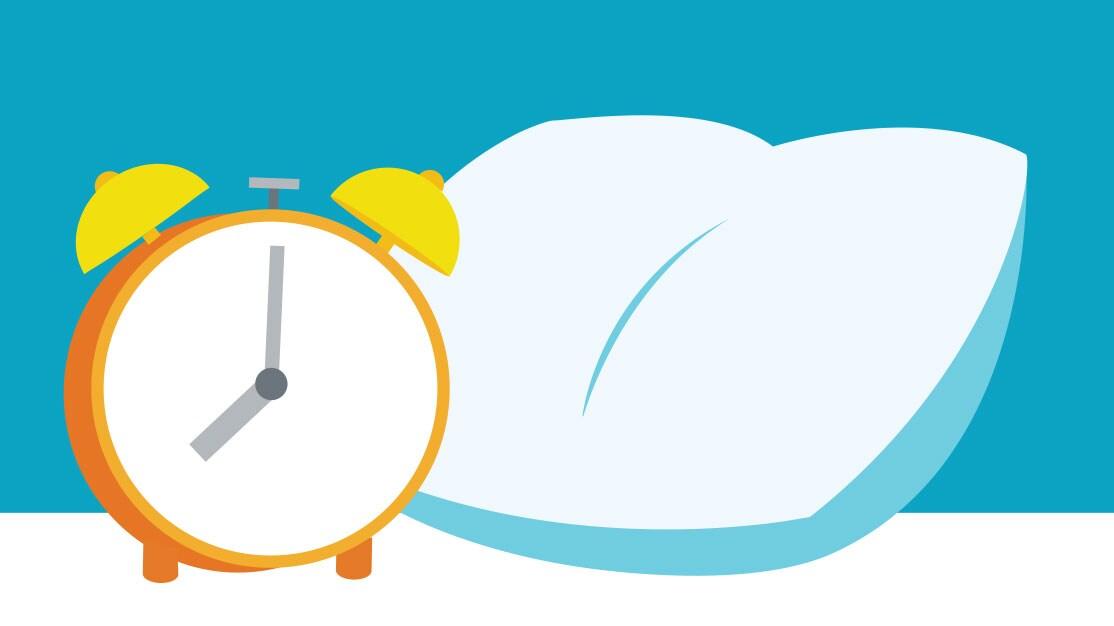 Too Much Sleep Hurts