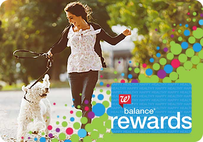 Balance Rewards for Healthy Choices