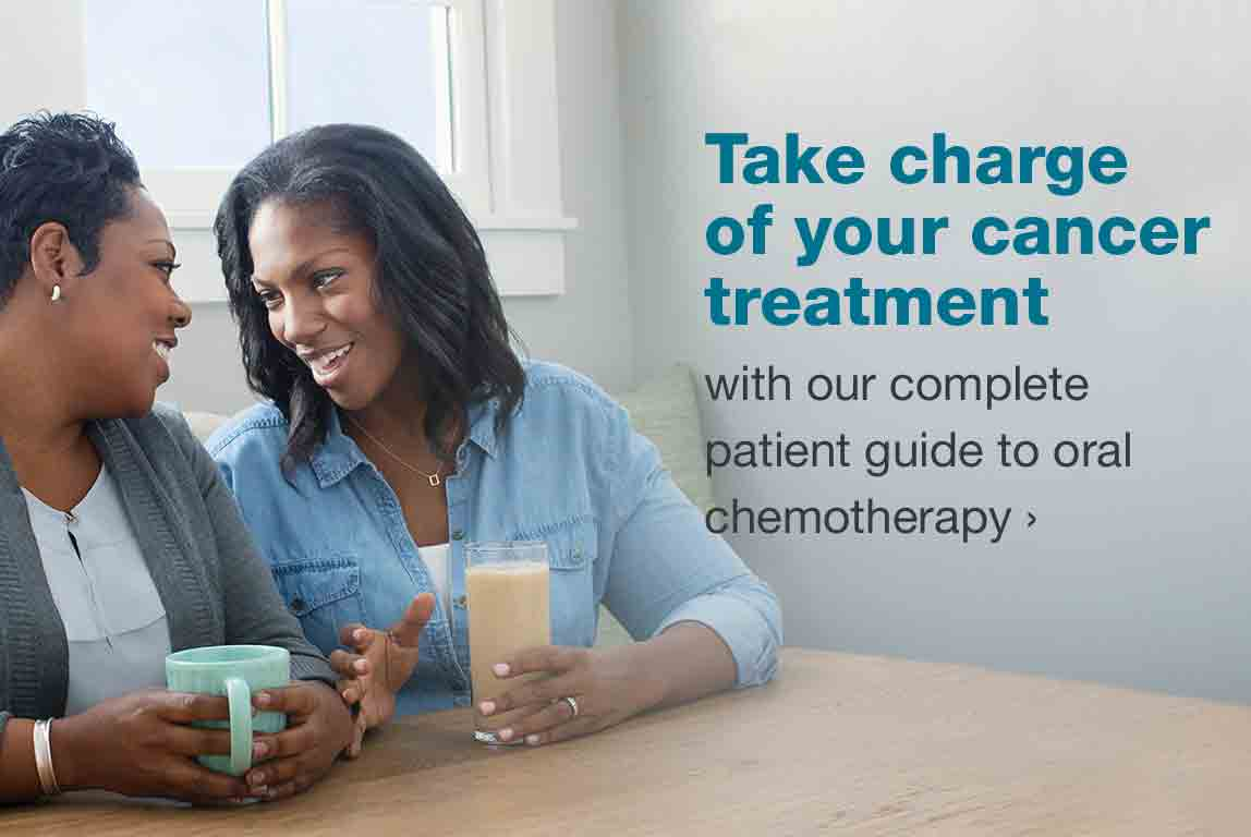 Take charge of your cancer treatment with our complete patient guide to oral chemotherapy.