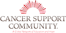 CANCER SUPPORT COMMUNITY. A Global Network of Education and Hope