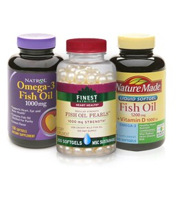 Shop all fish oils