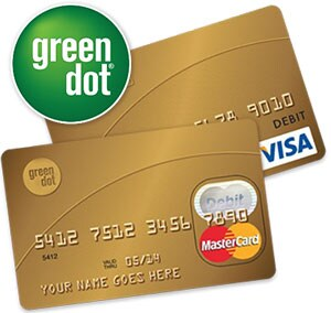 Green Dot(R) Prepaid Debit Cards(R)