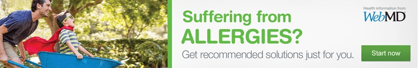 Allergy advisor Logo - Desktop/Tablet