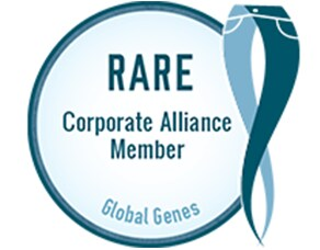 RARE Corporate Alliance Member - Global Genes