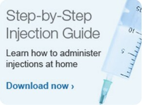 Step-by-Step Injection Guide Learn how to administer injections at home. Download now