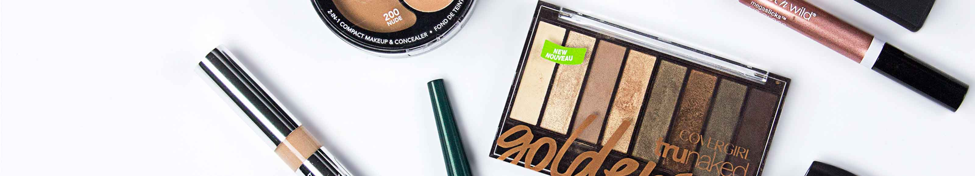 Makeup Products banner