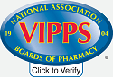 VIPPS-Accredited Pharmacies List (opens in new window)