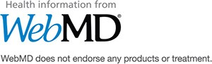 Health Information from WebMD(R). WebMD does not endorse any products or treatment.
