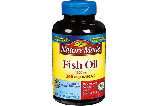Heart health shop walgreens for Does fish oil lower blood pressure