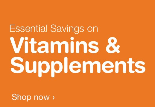 Essential Savings on Vitamins & Supplements. Shop now.