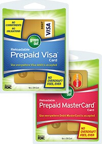 green dot reloadable prepaid visa and mastercardr cards - Prepaid Visa Cards Near Me