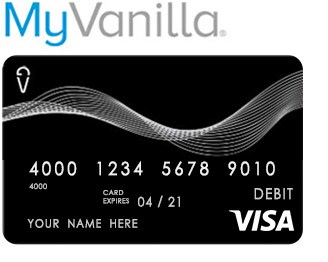 myvanillar prepaid visar card - Prepaid Cards With Mobile Deposit