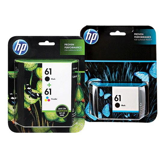 Ink Cartridges & Printers