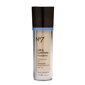 No7 Lift & Luminate Foundation, SPF 15