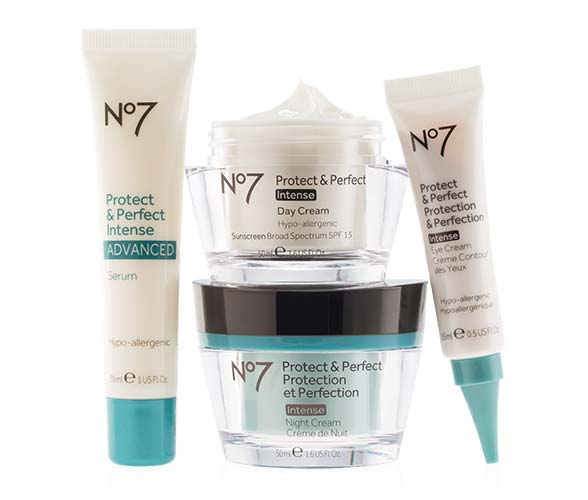 No7 Protect & Perfect Intense