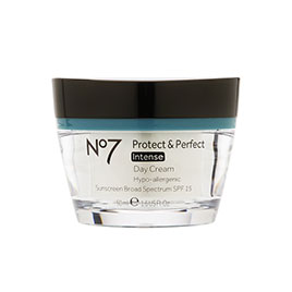 No7 Protect & Perfect Intense Day Cream, SPF 15