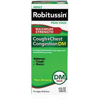Mejor medicamento para la congestión y fiebre