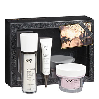 No7 Beauty Sleep Collection