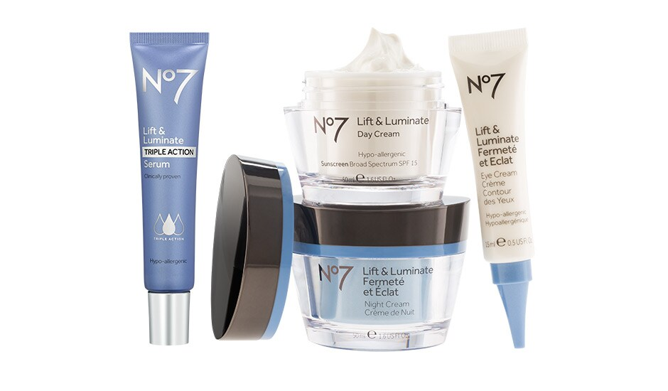 No7 Lift & Luminate