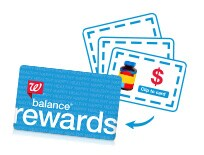 Balance Rewards Card