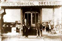 The First Walgreens Store