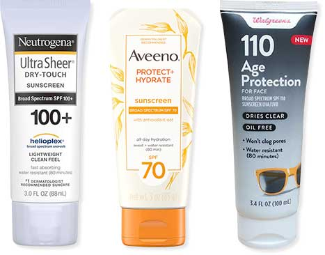 9a0f21073 Sun Care Products