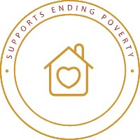 SUPPORTS ENDING POVERTY