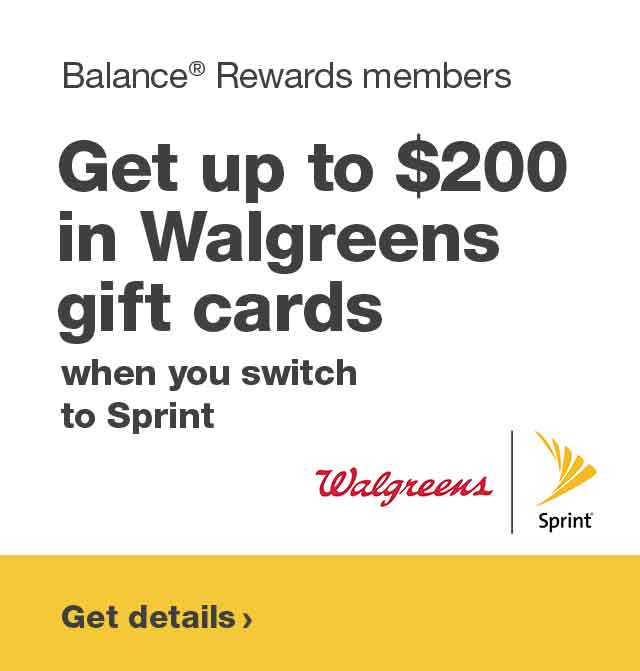 Walgreens  Trusted Since 1901