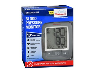 select Walgreens monitoring products(3)