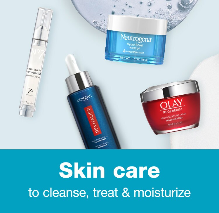 Skin Care Products Walgreens