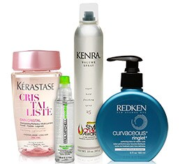 Salon Hair Care from Kerastase, Paul Mitchell and more
