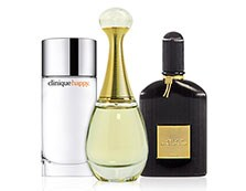 Up to 40% OFF Designer Fragrances.*