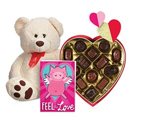 Love the Savings. In-store gifts to make your sweetie smile.