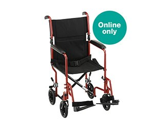 Online only - select Nova transport chairs*