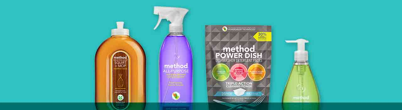 Get good, clean fun with Method products at Walgreens. Shop now.
