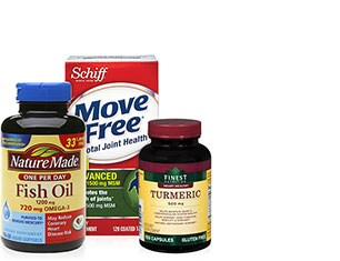 Vitamins & Supplements from Nature Made, Finest Nutrition and more