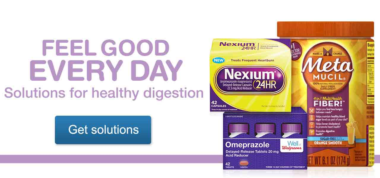 Feel Good Every Day. Solutions for healthy digestion. Get solutions.