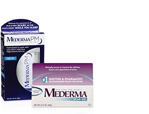 Mederma Scar Creams and Gels