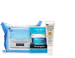 Neutrogena Cosmetics or Skin Care